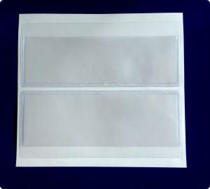 Buzunar adeziv etichete 215 x 70 mm